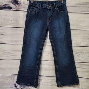 Boys Wrangler Size 12 Husky BootCut Jeans/…